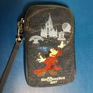 Disney wristlet